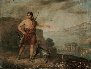 Orione, mitico fondatore di Messina